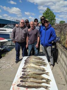 Lakeside Fishing Charters | Walleye